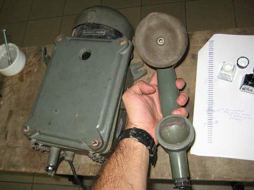 German bunker phone!!!