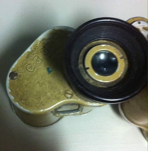 German cag binoculars