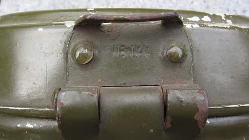 Late war M31 messkit