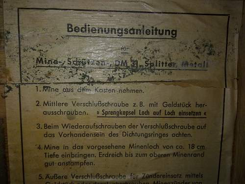 Is this military german case authentic ?