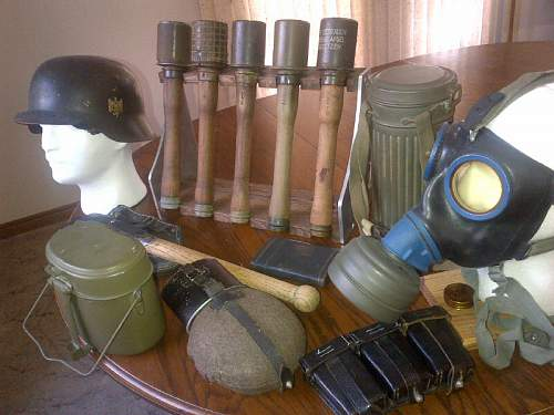WW2 German equipment