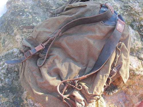 Opinions on this GJ Rucksack