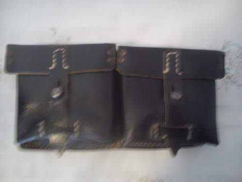 Just in - G43 pouch