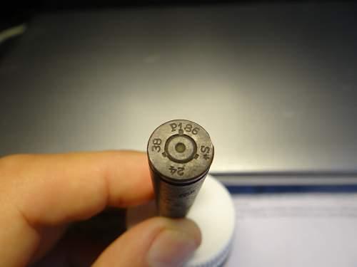 of whis gun ammo.