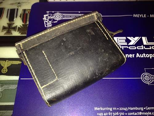 MG 34/42 spare parts pouch ?