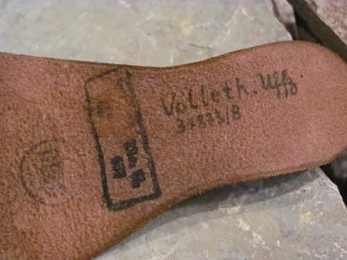 Wehrmacht Artillery Measuring Tool