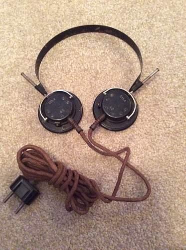 DFH.A Headphones - strange combination