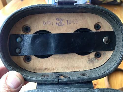 Dienstglas 7x56 binoculars