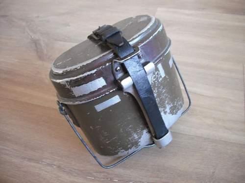 Original German mess tin?
