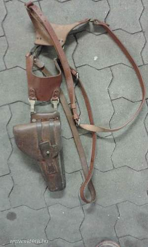 German gun holster - WW2 (?)