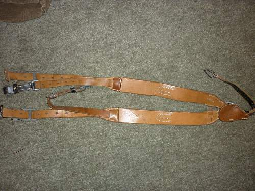 Y-Straps - opinions please?