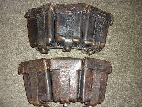 K98 Ammo Pouches - opinions please