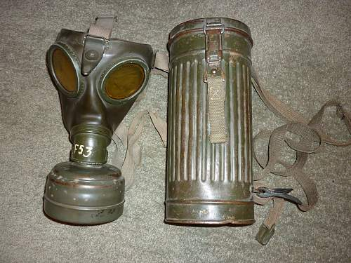 Gas Mask - opinions please