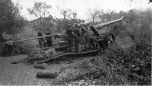 17 cmK ammo tube