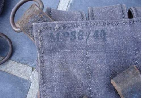 MP38-40 pouches real?