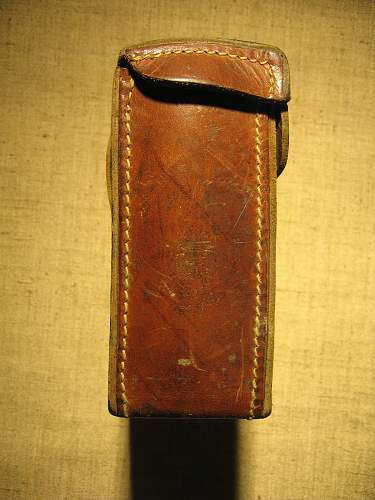 Is it Cavalry Tool Pouch ?