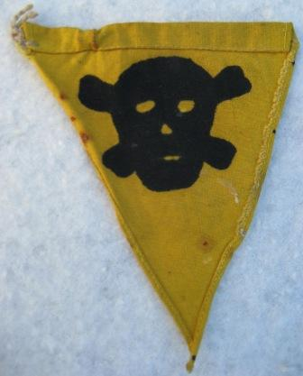is this gas flag real or reproduction