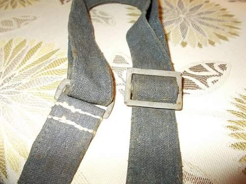 Bread bag strap