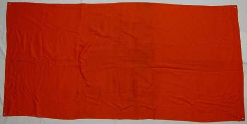 Vehicle ID flag