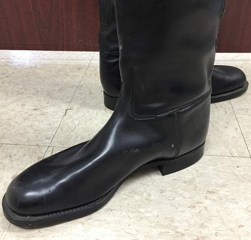 Thoughts on German (?) Boots