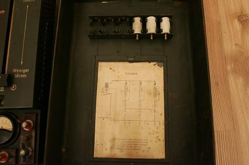 Wehrmacht Battery charger?