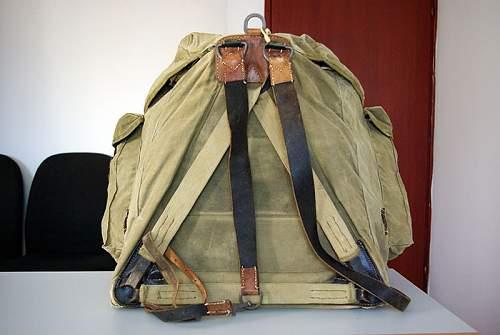 2 GJ backpacks for review