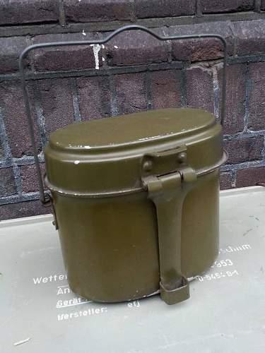 M31 Mess kit