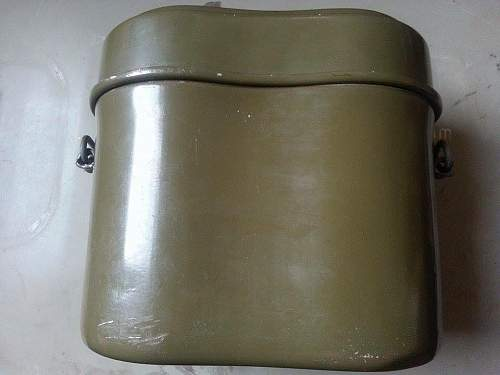 MN44 mess kit (Amazing condition!)