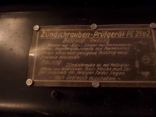 Unknown German item