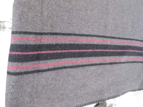 German blanket or not?