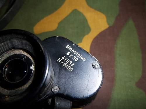 how to determine the year of binoculars?