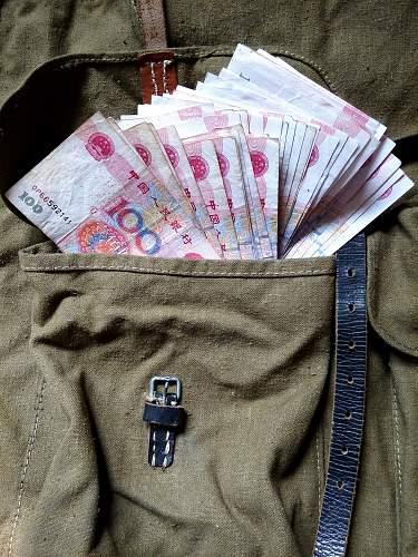 german backpack ww2