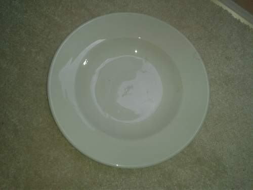 KPM H porcelain dish, plate, help identify