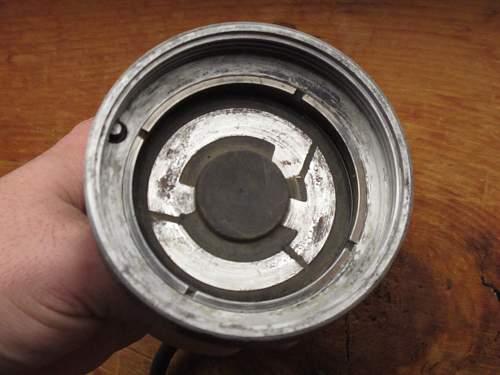 1936 Luftwaffe Lamp