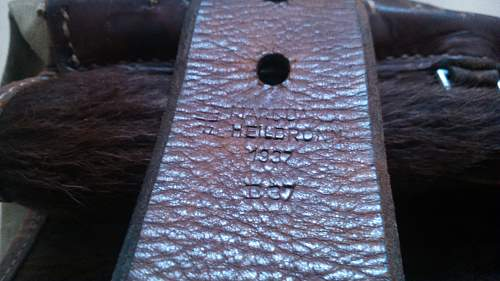 Identify Makers mark on Tornsiter
