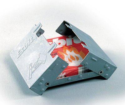 Esbit Kocher Mod 9 Pocket stove