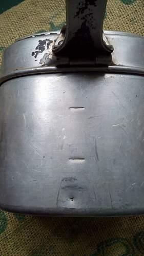 AWF40 mess tin