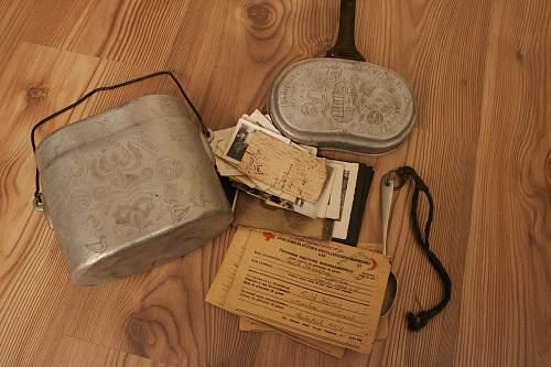 POW Mess kit