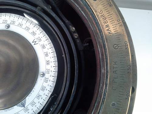 Kriegsmarine Compass