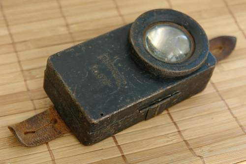 PERTRIX flashlight no 677