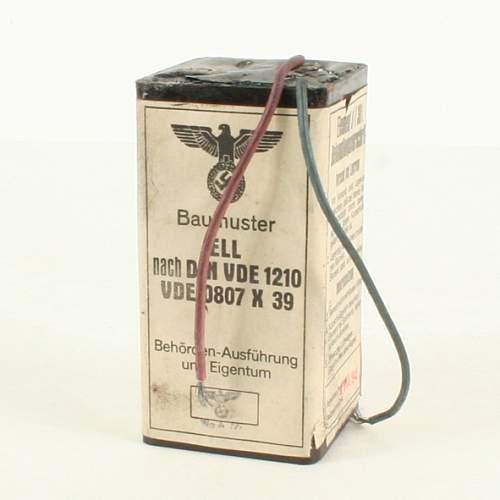 FF33 Battery