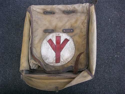 lebensborn backpack