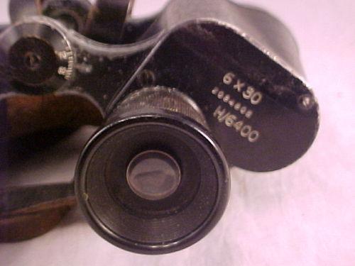 Carl Zeiss Jena Dienstglas H/6400 (M)