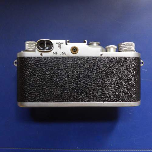 A Leica camera of the KM