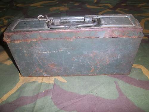 2 mg ammo boxes