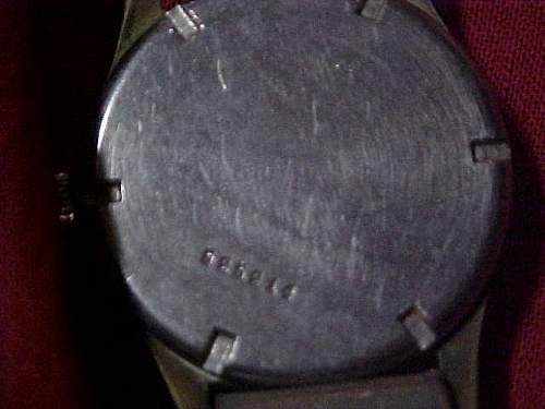 Wehrmacht watches