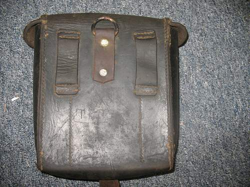 Mg34 gunners pouch