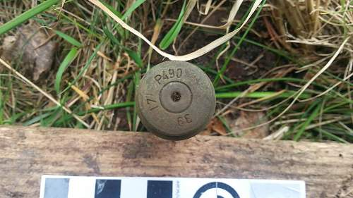 Opinion on German cartridge shell