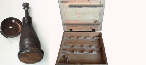 SS Amunition Box (SS-Panzer-Hand-Minen, P.H.M.)