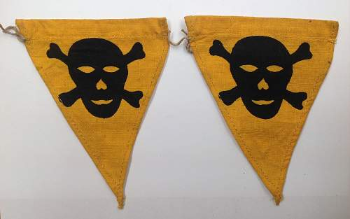 Click image for larger version.  Name:Anti Gas pennants.jpg Views:12 Size:223.8 KB ID:849781